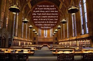 Bradbury - Libraries