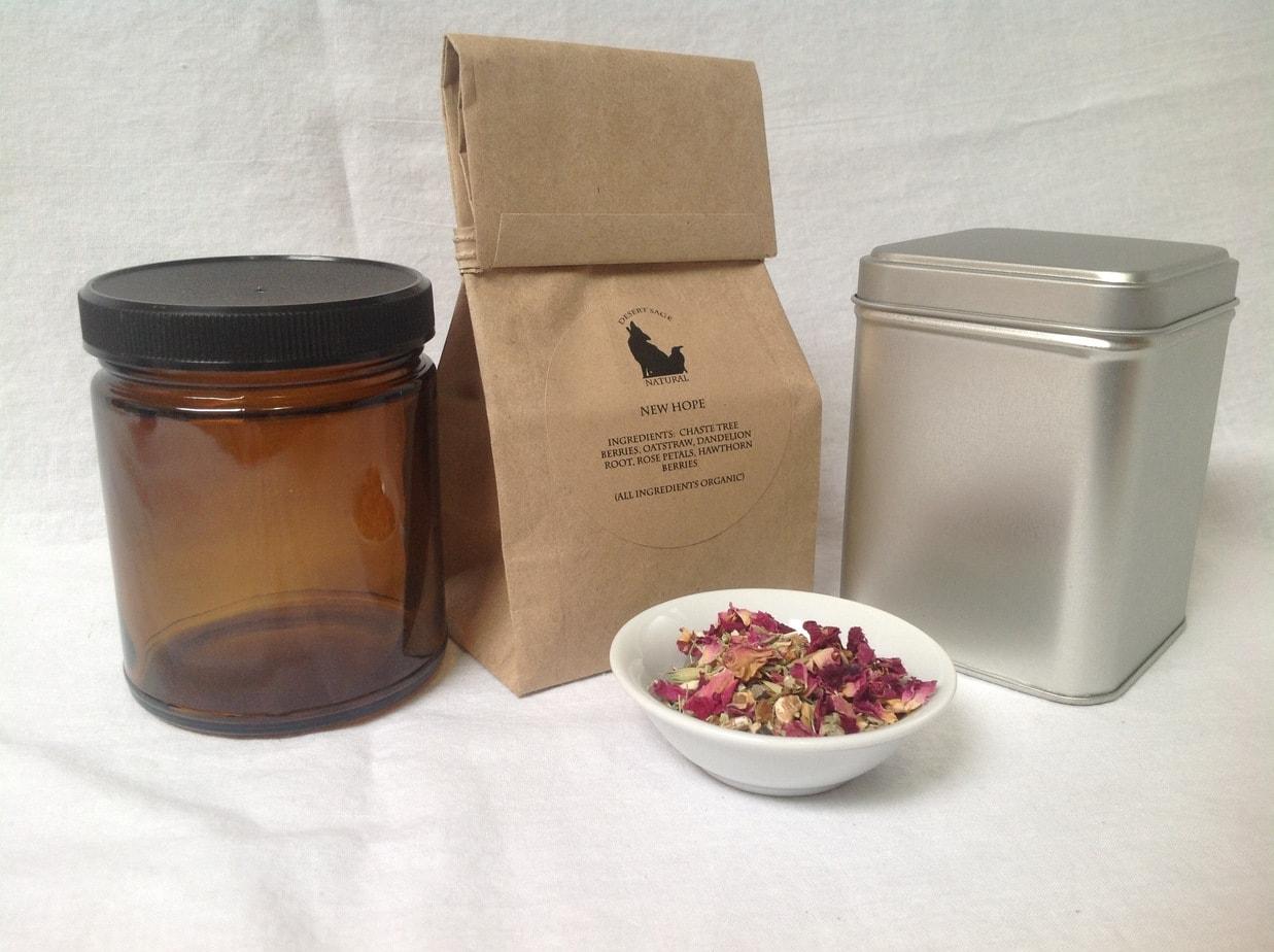 New Hope (Organic Fertility Tea) ⋆ Desert Sage Natural