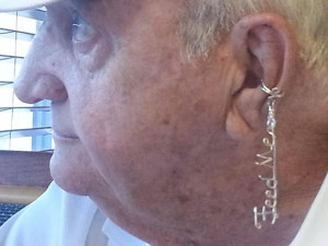 January 2015 TC - Gibson Girls Gone Wired Ear Cuff