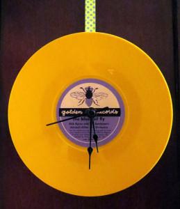 January 2015 TC - Insomniac Treasures Record Clock