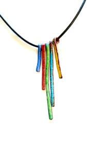 January 2015 TC - Maisy Plaum Squiggles Necklace