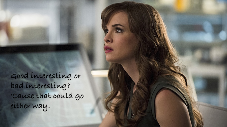 """The Flash -- """"The Fury of Firestorm"""" -- Image FLA204A_0152b -- Pictured: Danielle Panabaker as Caitlin Snow -- Photo: Cate Cameron /The CW -- © 2015 The CW Network, LLC. All rights reserved."""