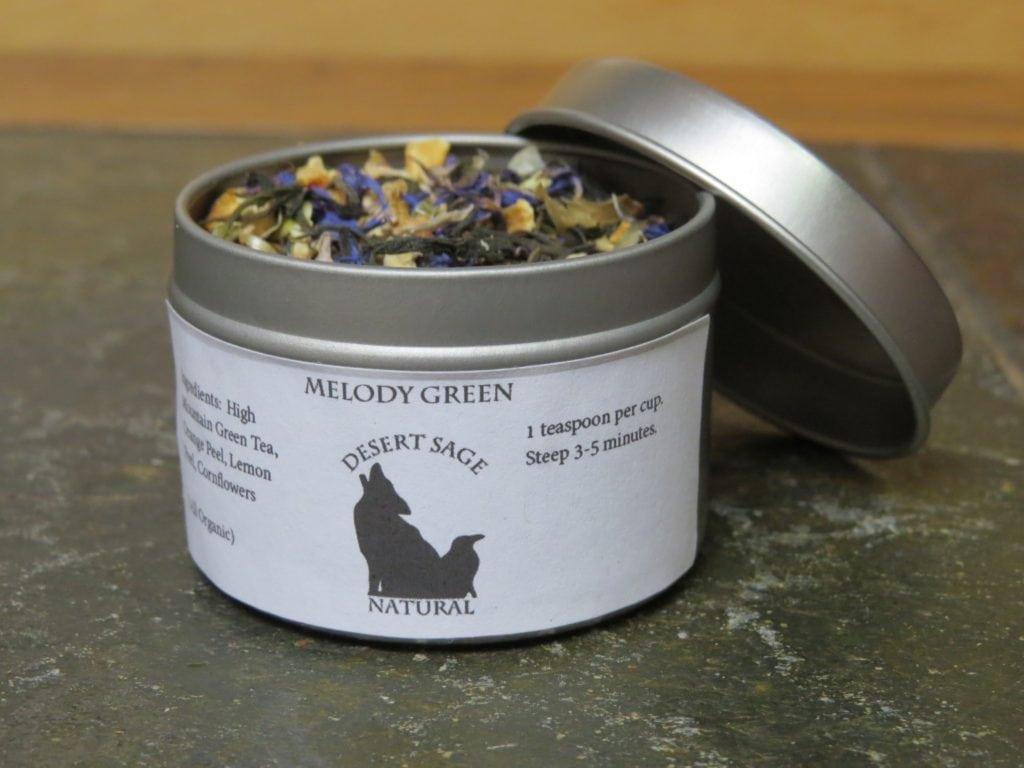 Melody Green Sample Tin