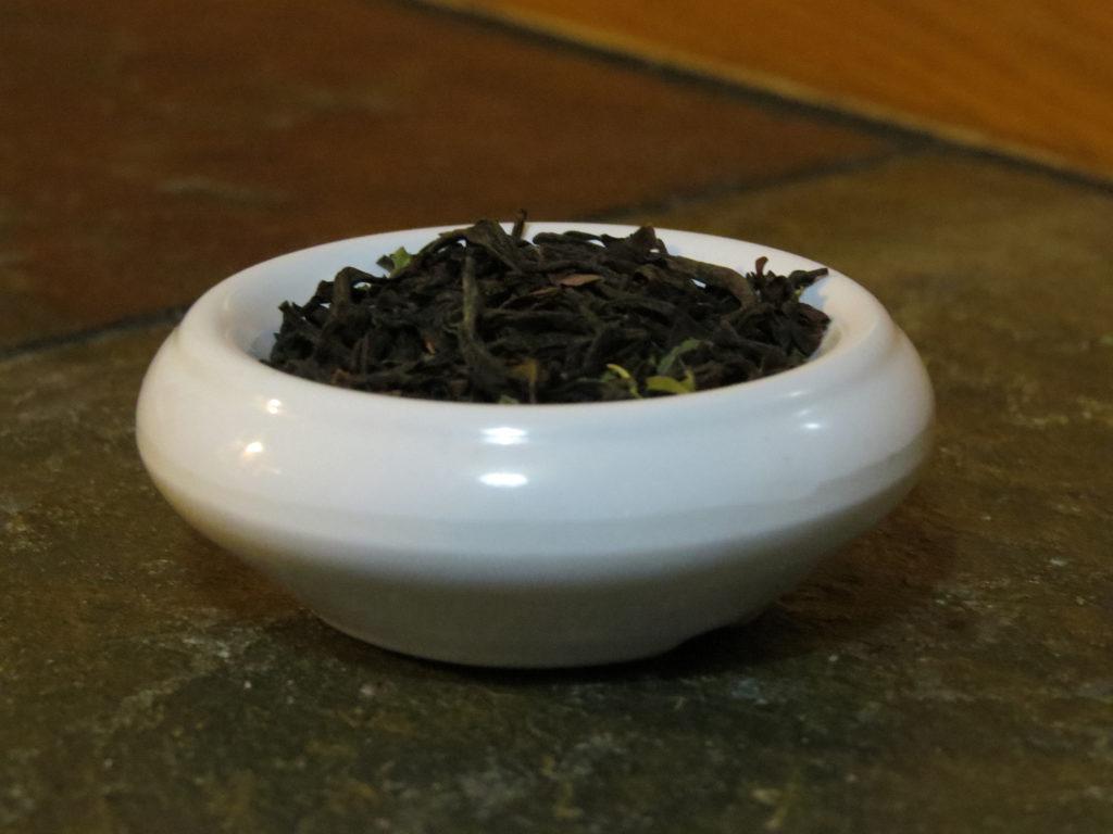 The Inspector's Frost (Organic Peppermint Keemun Caravan Earl Grey